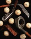 outils de golf fabrique balle