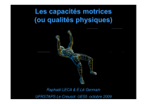 qualites motrices