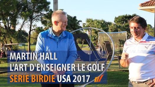Série Birdie Martin Halll